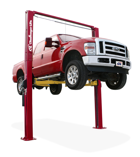 Truck Mounted Hydraulic Post Puller : Post lifts